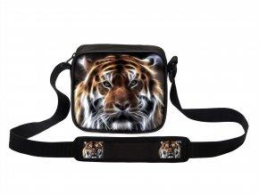 Taška přes rameno MINI divoké kočky 02 MyBestHome 19x17x6 cm