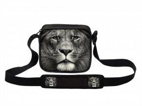 Taška přes rameno MINI divoké kočky 07 MyBestHome 19x17x6 cm