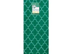 Utěrka MAROKO, 100% bavlna, zelená, 45x65 cm Essex