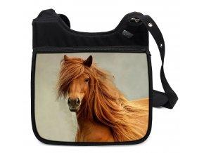 Taška přes rameno koně 12 MyBestHome 34x30x12 cm