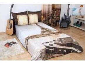 Přehoz na postel EIFFEL 160x200 cm Mybesthome