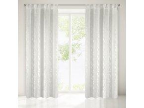 Dekorační záclona NOMINA krémová 140x250 cm MyBestHome
