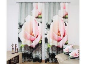 3D dekorační závěs 208 FIORE 1x160x250 cm MyBestHome