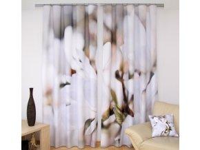 3D dekorační závěs 63 FLEUR 2x160x250 cm MyBestHome