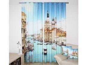 3D dekorační závěs 11 VENEZIA 2x160x250 cm MyBestHome