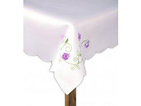 Ubrus FLOWER, 45x95 cm, 130x180 cm, motiv B, ESSEX