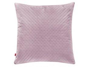 Polštář POMOVER světle růžová 45x45 cm HOME & YOU