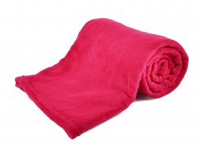 Deka z mikrovlákna BROOKLYN 150x200 cm růžová Essex