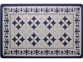 Prostírání PRACAS modrá 28x43 cm Mybesthome