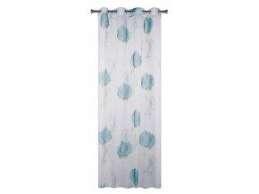 Dekorační vzorovaná záclona CARDO 140x250 cm MyBestHome