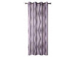 Dekorační vzorovaná záclona MIKADO 140x250 cm MyBestHome