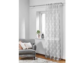 Dekorační záclona NUEZ 140x245 cm MyBestHome