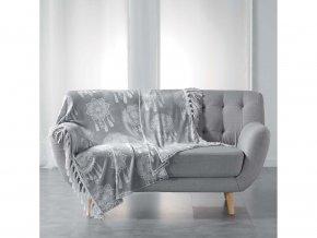 Kvalitní pléd - deka LAPAČ SNŮ 125x150 cm Mybesthome