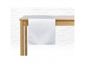Ubrus - běhoun na stůl MARCELLO, 35x180 cm, smetanová, ESSEX