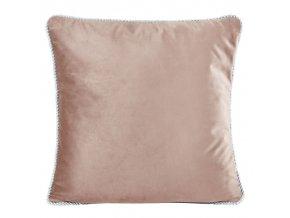 Polštář FANDANGO růžová 45x45 cm Mybesthome