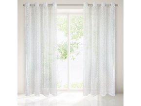 Dekorační záclona CARMEN krémová 140x250 cm MyBestHome