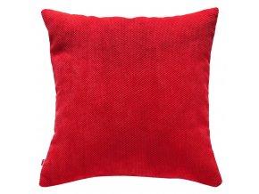 Polštář KORD červená 45x45 cm HOME & YOU