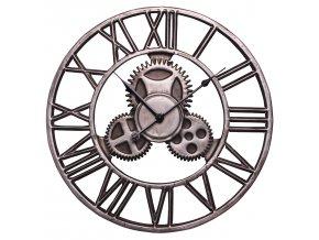 Nástěnné hodiny AZTEC Ø 45 cm Mybesthome