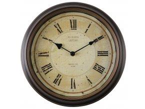Nástěnné hodiny CLARIDGE Ø 29,5 cm Mybesthome