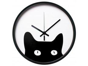 Nástěnné hodiny KITTEN Ø 30 cm Mybesthome