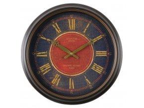 Nástěnné hodiny WALDORF Ø 40 cm Mybesthome
