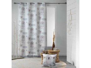 Dekorační závěs DREAM CATCHER LOVE - LAPAČ SNŮ 140x260 cm MyBestHome