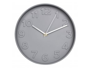 Nástěnné hodiny GRIGIO Ø 25 cm Mybesthome