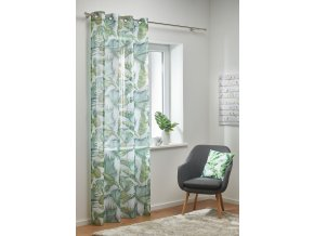 Dekorační záclona SABAL 01 140x245 cm MyBestHome
