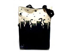 Taška s kočkou Gaul 02 42x32 cm, Gaul designs
