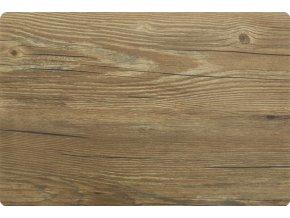 Prostírání WOOD 30x45 cm dřevěný motiv, hnědá Mybesthome