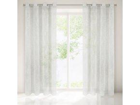 Dekorační záclona JULYA krémová 140x250 cm MyBestHome