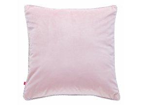 Polštář LARISSA růžová 45x45 cm HOME & YOU