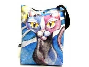 Taška s kočkou Gaul 20 42x32 cm, Gaul designs