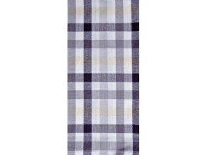 Utěrka COFFEE LOVE bavlněná, šedá, 45x65 cm Essex