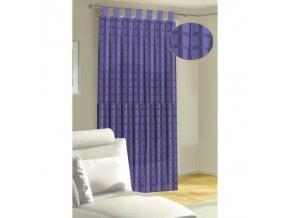 Dekorační záclona ALKA fialová 140x250 cm MyBestHome