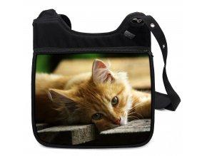 Taška přes rameno kočky 22 MyBestHome 34x30x12 cm
