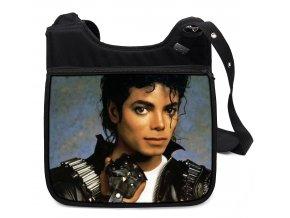Taška přes rameno MICHAEL JACKSON 29 MyBestHome 34x30x12 cm