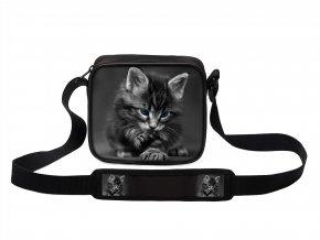 Taška přes rameno MINI kočky 14 MyBestHome 19x17x6 cm