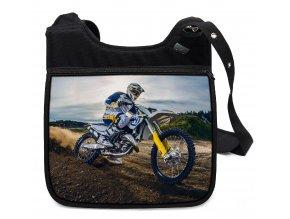 Taška přes rameno motorky 15 MyBestHome 34x30x12 cm