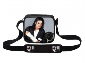 Taška přes rameno MINI Michael Jackson 01 MyBestHome 19x17x6 cm