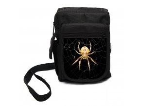 Taška pánská s pavoukem MyBestHome 25x16x8 cm