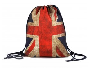 Vak na záda 04 Anglická vlajka MyBestHome 41x32 cm