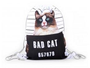 Vak na záda 35 Krimi kočka MyBestHome 41x32 cm