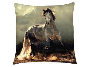 Polštář s motivem koně 01 Mybesthome 40x40 cm