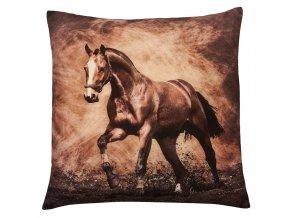 Polštář s motivem koně 04 Mybesthome 40x40 cm