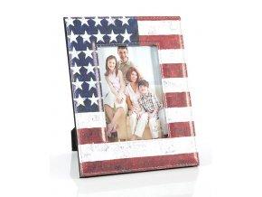 Foto rámeček US FLAG 13x18 cm fotografie Mybesthome