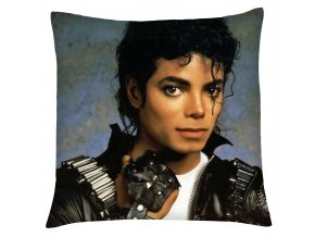Polštář Michael Jackson 02 Mybesthome 40x40 cm