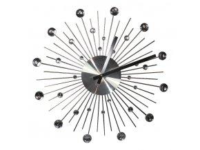 Nástěnné hodiny CRYSTAL průměr 50 cm Mybesthome