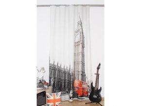 3D dekorační závěs 204 LONDÝN 160x250 cm MyBestHome