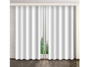 Dekorační závěs 02 bílá 160x250 cm MyBestHome